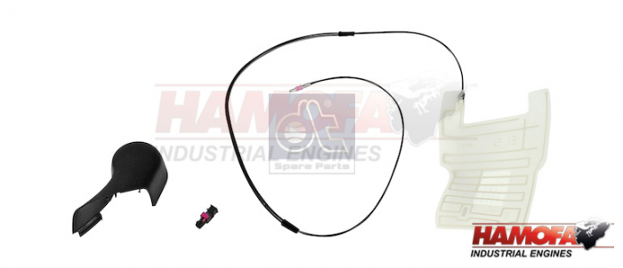 IVECO MOUNTING KIT 03801913 NEW