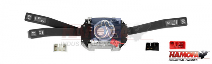 IVECO STEERING COLUMN SWITCH 04837680 NEW