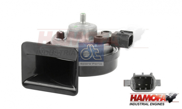 IVECO HORN 04861125 NEW