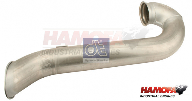 DAF EXHAUST PIPE 1331936 NEW