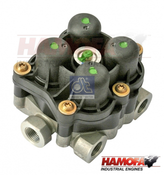 DAF 4-CIRCUIT-PROTECTION VALVE 1367504 NEW
