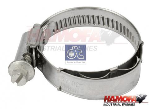 DAF HOSE CLAMP 1439416 NEW