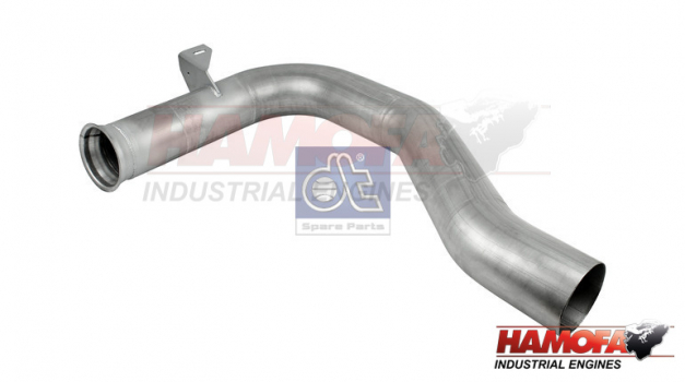 DAF EXHAUST PIPE 1610673 NEW