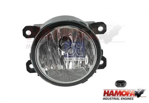 CITROEN FOG LAMP 1612502180 NEW