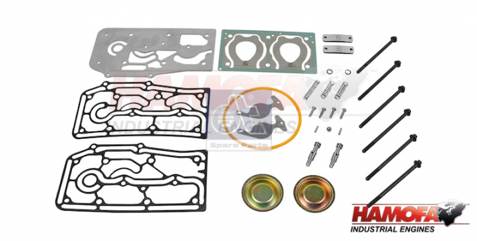 DAF REPAIR KIT 1696197S2 NEW