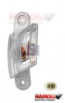 DAF TURN SIGNAL LAMP 1846491 NEW