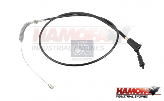IVECO THROTTLE CABLE 41029182 NEW