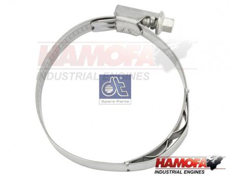 IVECO HOSE CLAMP 41225564 NEW