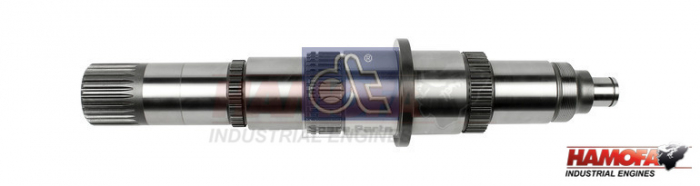 IVECO MAIN SHAFT 42492538 NEW