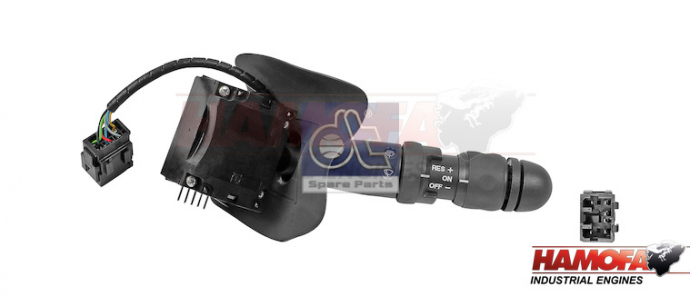 IVECO STEERING COLUMN SWITCH 42568502 NEW