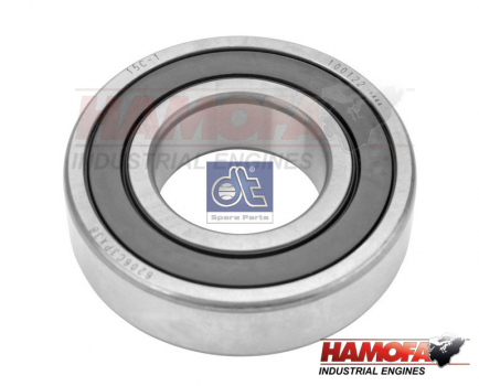 IVECO BALL BEARING 504077114 NEW