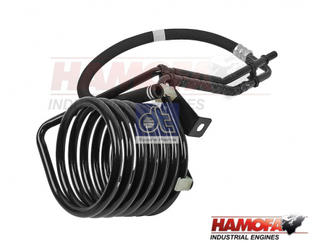 IVECO OIL LINE 504334201 NEW