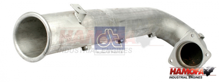 DAF EXHAUST PIPE 556578 NEW