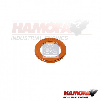 FORD COPPER WASHER 6166747 NEW