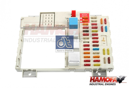 MAN CENTRAL ELECTRICAL SYSTEM 81.25444.6074 NEW