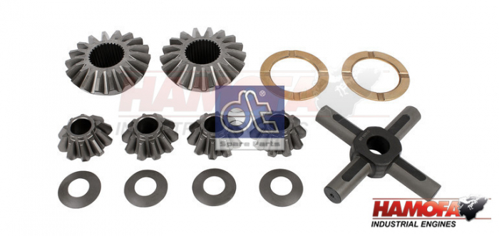 MAN DIFFERENTIAL KIT 81.35107.6009 NEW