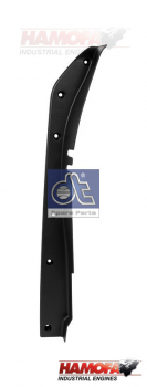 MAN BUMPER END PANEL 81.41610.0369 NEW