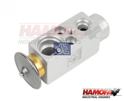 MAN EXPANSION VALVE 81.61967.0014 NEW