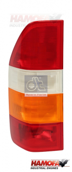 MERCEDES TAIL LAMP 9018200364 NEW