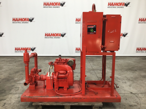 ARMSTRONG PUMP 12,1L/MIN USED