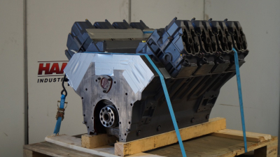 TCD2015 V8 - Longblock