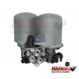 Buy MERCEDES MERCEDES AIR DRYER 0024314015 NEW - ENGINE - hamofa.com
