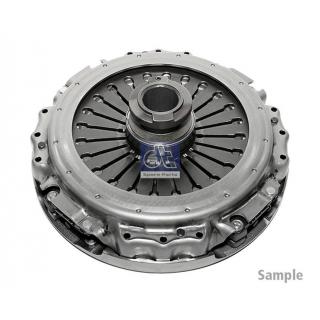 Buy MERCEDES MERCEDES CLUTCH COVER 0072509604 NEW - ENGINE - hamofa.com