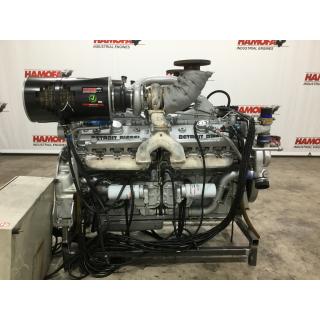 Buy DETROIT DIESEL DETROIT DIESEL 16V71TA 8163-7305 USED - ENGINE - hamofa.com