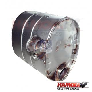 Buy VOLVO VOLVO SILENCER 20920728 NEW - ENGINE - hamofa.com