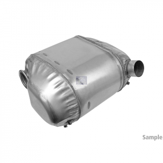 IVECO SILENCER 41271086 NEW