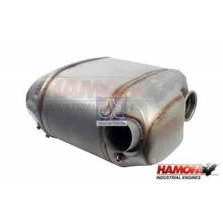 IVECO SILENCER 41272366 NEW