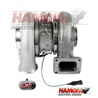 IVECO TURBOCHARGER 504287286 NEW