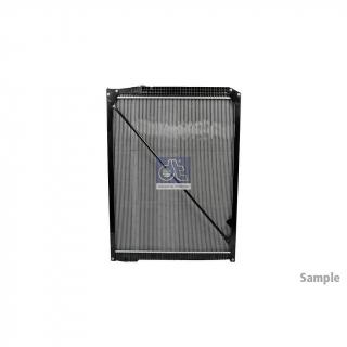 Buy MERCEDES MERCEDES RADIATOR 6285000102 NEW - ENGINE - hamofa.com