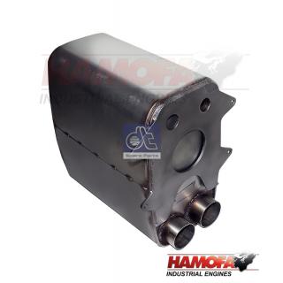 Buy MAN MAN SILENCER 81.15101.0385 NEW - ENGINE - hamofa.com