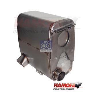 Buy MAN MAN SILENCER 81.15101.0411 NEW - ENGINE - hamofa.com