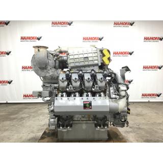 Buy MTU MTU 8V4000 L63 GAS FOR PARTS - ENGINE - hamofa.com