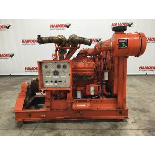 Buy DETROIT DIESEL DETROIT DIESEL 8V92 8083-7000 USED - ENGINE - hamofa.com