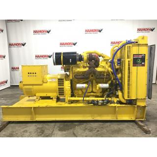 Buy DETROIT DIESEL DETROIT 12V92T HC544D GENERATOR 500KVA USED - Equipment - hamofa.com