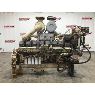 Buy CUMMINS CUMMINS KTA50-M CPL0977 USED - ENGINE - hamofa.com