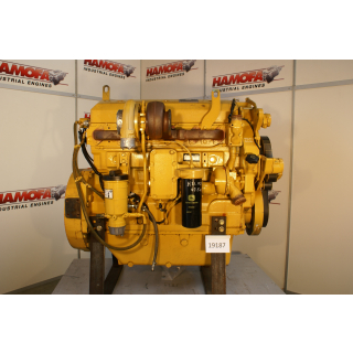 Buy JOHN DEERE JOHN DEERE 6125HF070 USED - ENGINE - hamofa.com