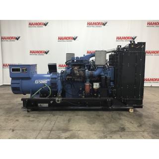 Buy MTU MTU 12V2000 GENERATOR XS780SK 825KVA USED - Equipment - hamofa.com