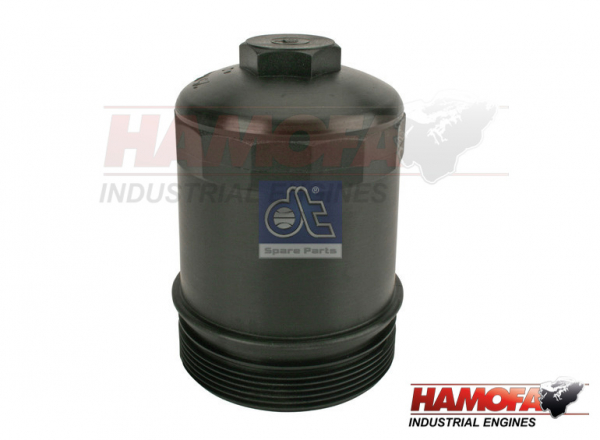 MERCEDES OIL FILTER COVER 0001802438 NEW