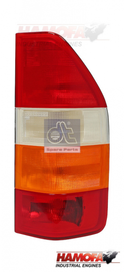 MERCEDES TAIL LAMP 0008261956 NEW