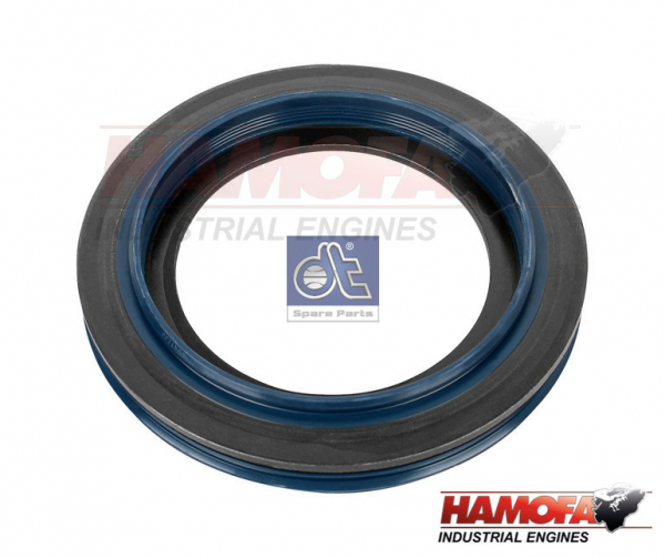 BPW OIL SEAL 02.566.46.80.0 NEW