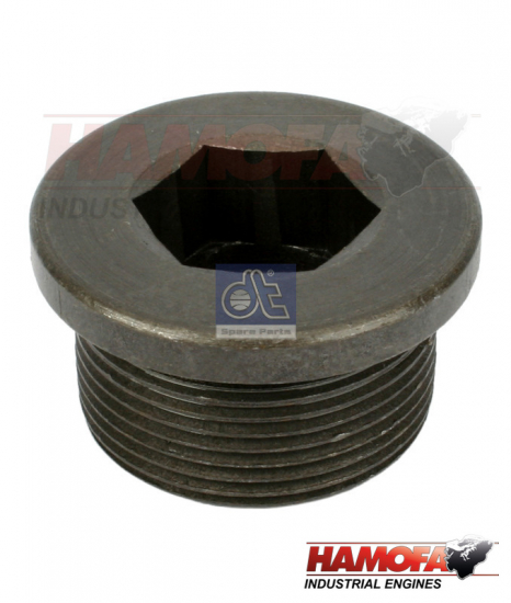 MAN SCREW PLUG 06.08042.0611 NEW