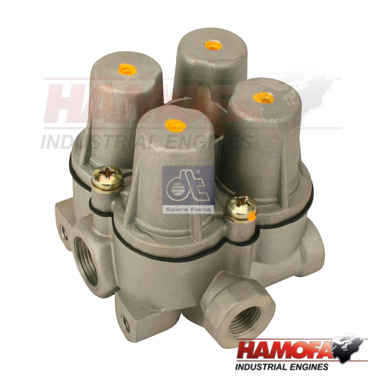 DAF 4-CIRCUIT-PROTECTION VALVE 1238512 NEW