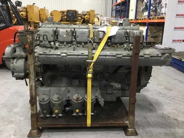 MTU 12V396 USED