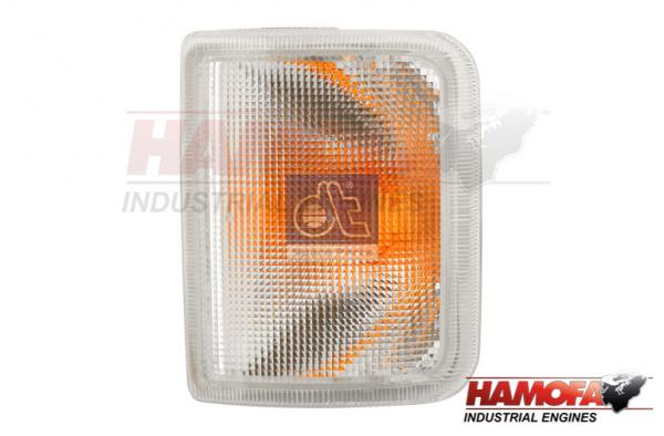 DAF TURN SIGNAL LAMP 1301368 NEW