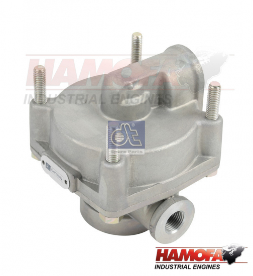 DAF RELAY VALVE 1325332 NEW