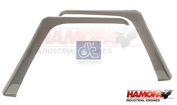 DAF SIDE WIND DEFLECTOR KIT 1341356 NEW